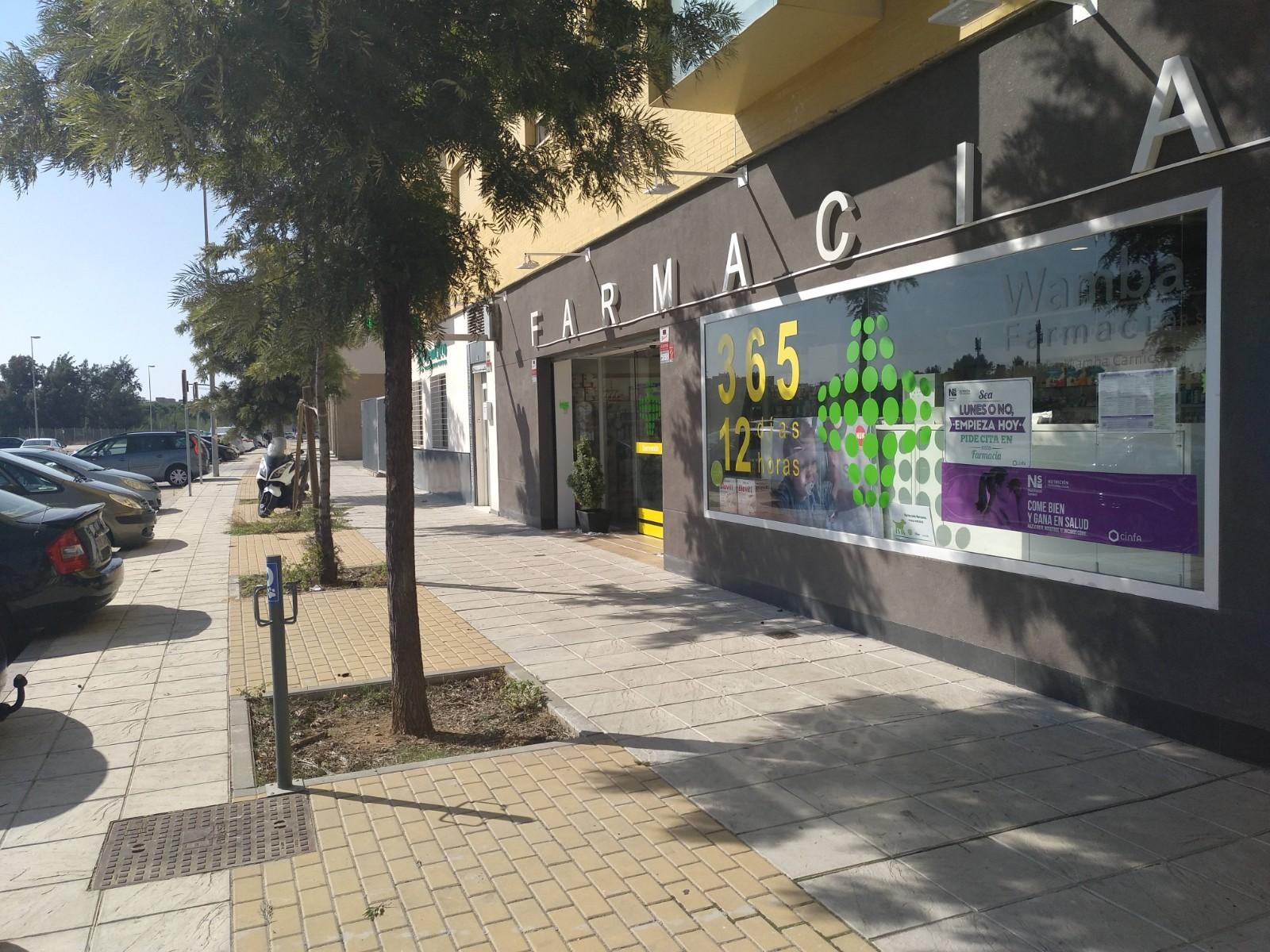 Farmacia vendida en Sevilla capital – Calle Profesor Manuel Olivenza