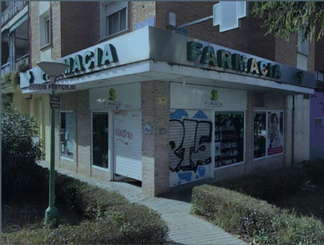 Guadalajara capital farmacia vendida en la calle Cifuentes.