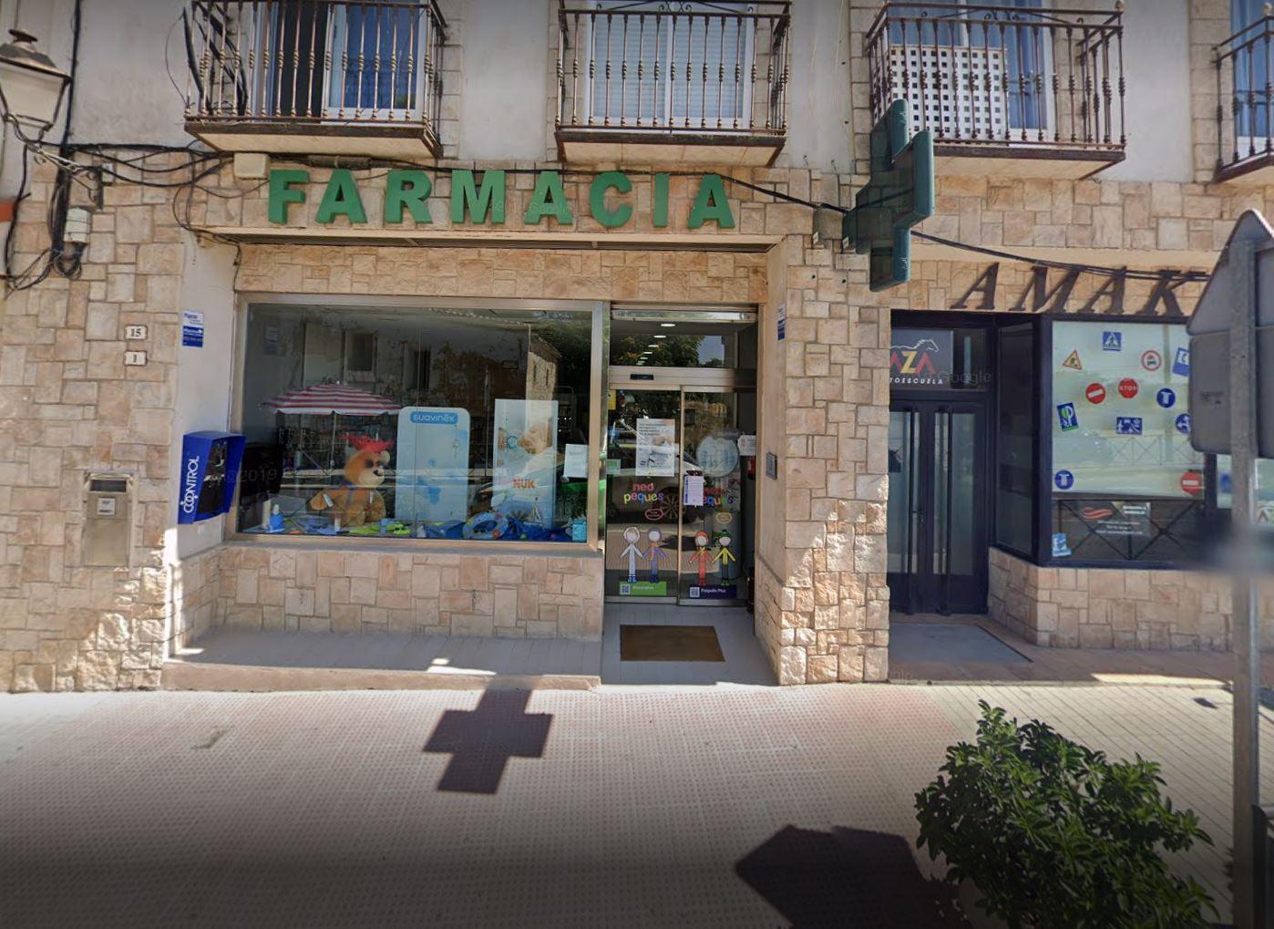 Farmacia vendida en Pozuelo del Rey – Madrid