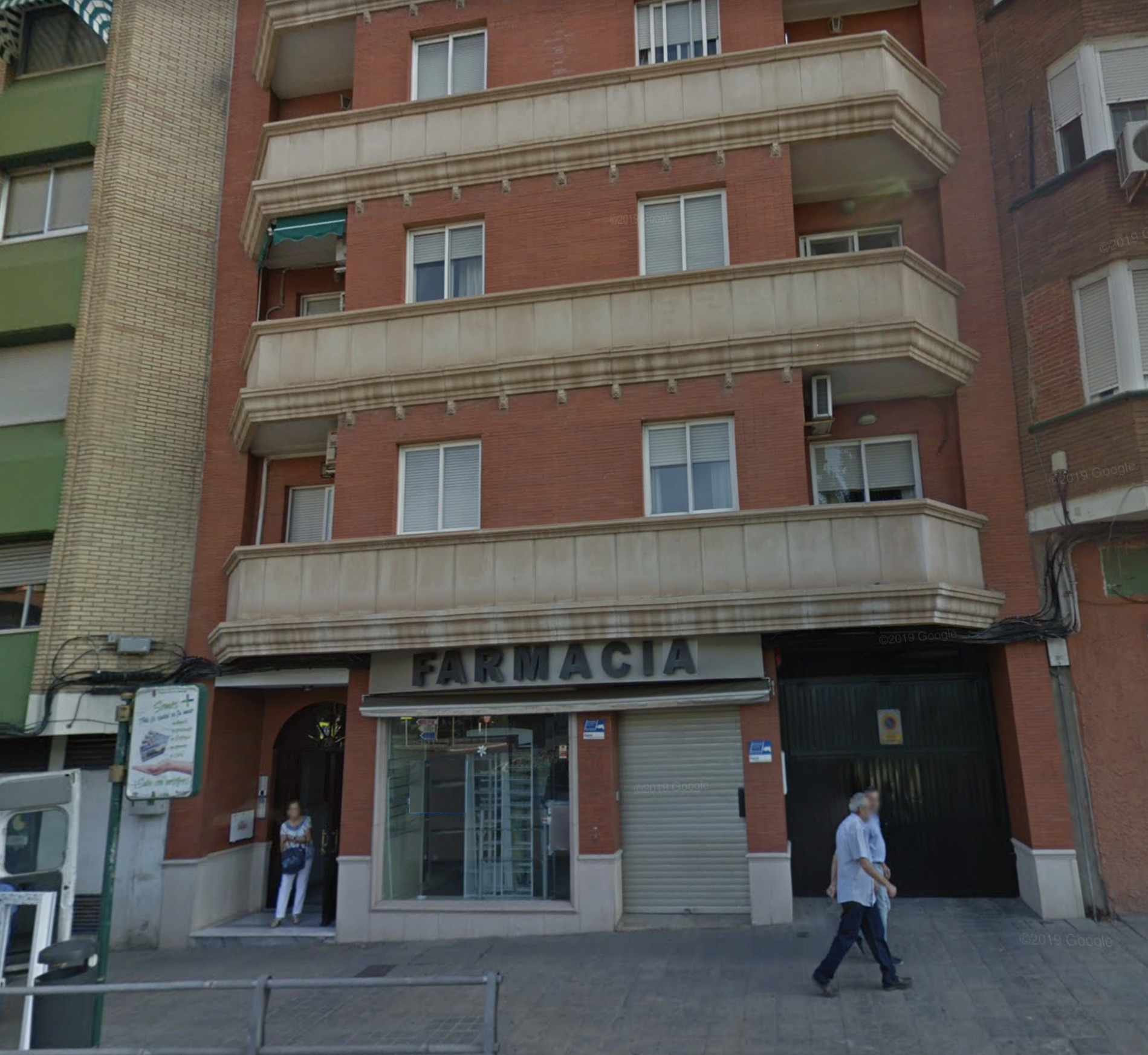Farmacia vendida en Ciudad Real capital en Ronda Ciruela