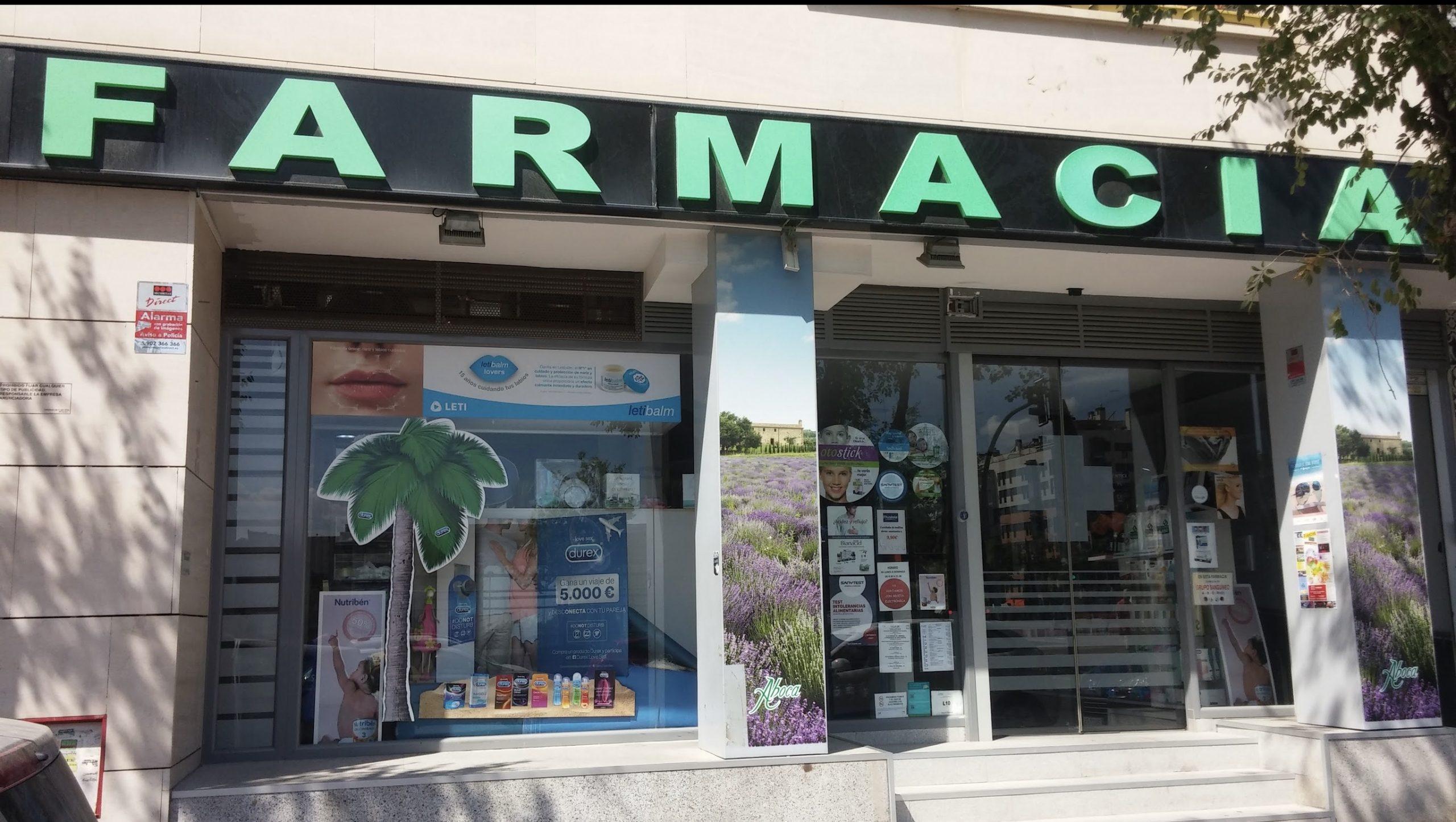 Madrid farmacia vendida en El Ensanche de Vallecas