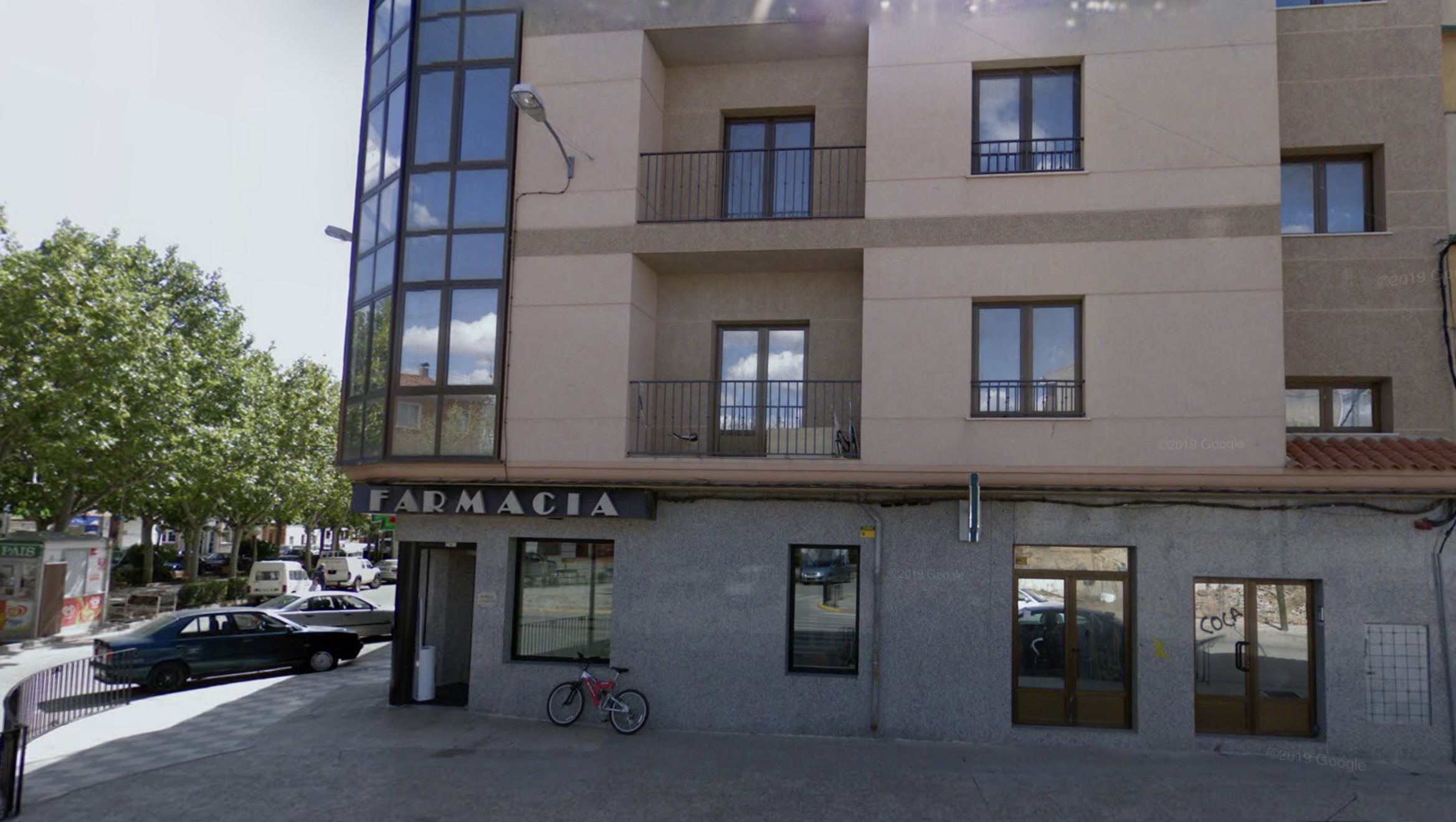 Farmacia vendida en Motilla del Palancar – Cuenca