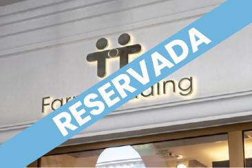 TOLEDO  venta de farmacia  muy próxima a Madrid