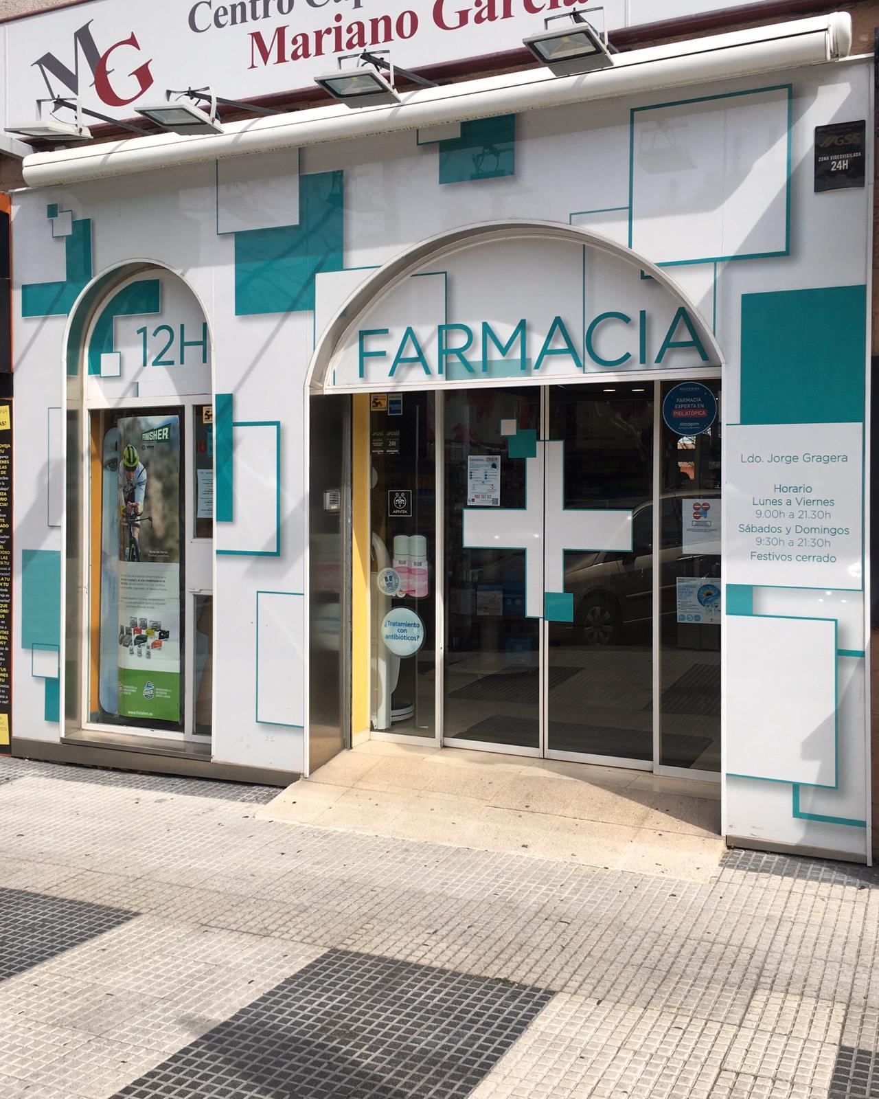 Farmacia vendida en Majadahonda en la Avenida de España
