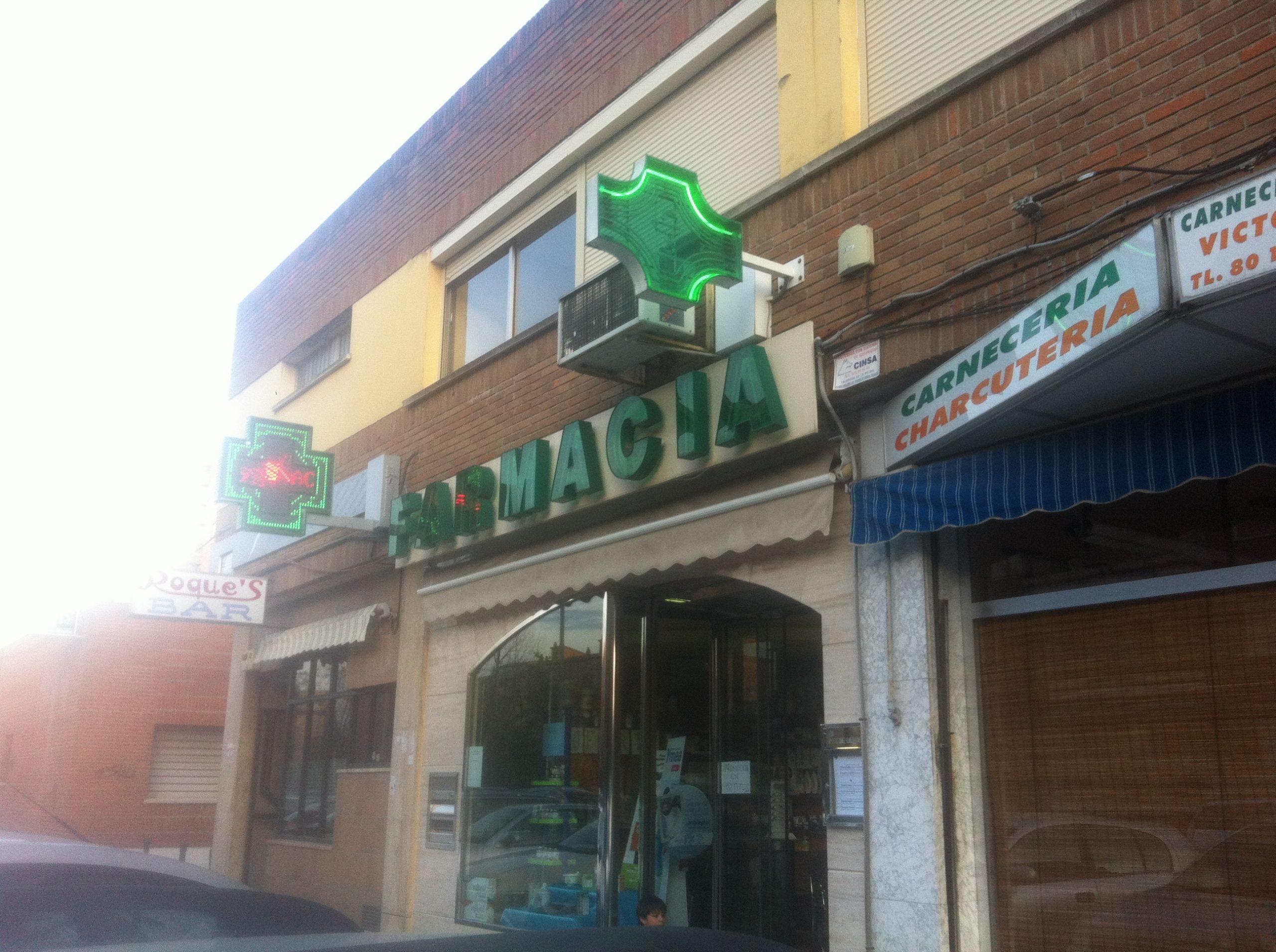 Farmacia vendida en Talavera de la Reina Calle Mariano Ortega
