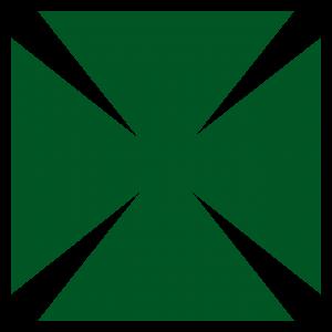 Cruz de malta farmacia